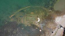 İznik Gölü'nde sular 200 metre çekildi