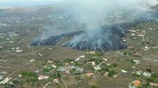 La Palma Yanardağı 100'den fazla evi kül etti