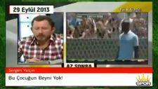 Sergen Yalçın'ın Balotelli için söylediği söz