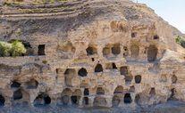 Sivas'ta Hititler dönemine ait apartmanlar ilgi odağı oldu