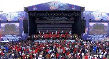 TEKNOFEST açılış töreni Atatürk Havalimanı'nda gerçekleştirildi