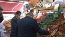 Üsküdar'da marketlere 'yüksek fiyat' denetimi