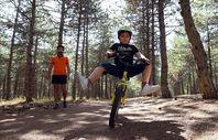 Bisiklet sürmeyi öğrenmek isteyenler için akademi kuruldu