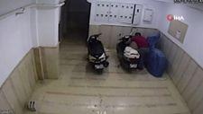 Gaziantep'te motosiklet hırsızlarının rahatlığı 'pes' dedirtti