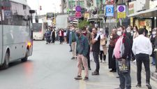 İstanbul'da sabah saatlerinde trafik yoğunluğu yaşanıyor