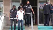 Kırıkkale'de ehliyet sınavında gizli kameralı kopya çeken kişiye adli kontrol