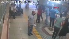Ankara'da doktor güvenlik görevlilerinin gözü önünde bıçaklandı