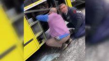 Gaziosmanpaşa'da İETT otobüsü arıza yaptı