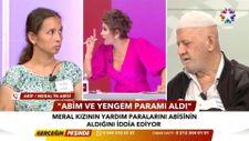Sürekli küfür eden kadın Serap Paköz'ü sinirlendirdi