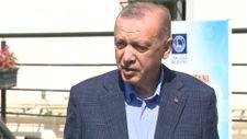 Cumhurbaşkanı Erdoğan: Maskeden taviz veremeyiz