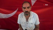 Evlat hasreti çeken baba: HDP ve PKK çocuğumu Amerika'nın askeri yapmış