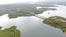 İstanbul barajlarındaki doluluk oranı yüzde 52