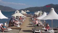 Marmaris'e kasıma kadar 100 bin İngiliz turist gelecek