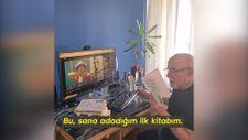 Paulo Coelho, 'Okçu'nun Yolu' adlı kitabını Mete Gazoz için imzaladı