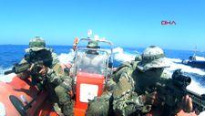 Akdeniz Fırtınası Tatbikatı başarıyla tamamlandı