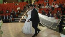 Darbedilen İHA Muhabiri Mustafa Uslu evlendi