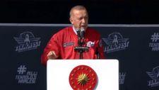 Erdoğan:  TEKNOFEST'in genç mucitleri 2053 VE 2071'in mimarları olacaktır