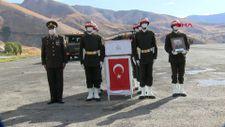 Şehit Pİyade Uzman Çavuş Faruk Eser, Aksaray'a uğurlandı