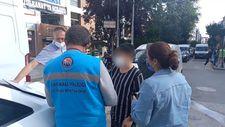 Kırıkkale'de dışarıda yakalanan temaslı öğrencinin babasına ceza kesildi