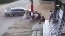 Mısır'da 3 kişinin yaralandığı kaza