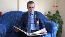 Trabzon'da 43 yıl sonra gazilik unvanına kavuştu