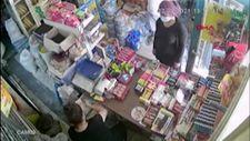 Adana'da market sahibi tırnakçıyı yakaladı