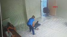 Aydın'da, engelli öğrenciye şiddet kamerada