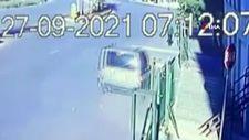 Gaziantep'te önce çarptı sonra sürükledi