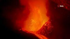 İspanya La Palma'da yanardağ patlaması sürüyor