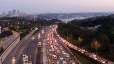 İstanbul'da trafik yoğunluğu erken başladı