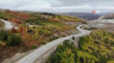 Kop Dağı'nda sonbahar