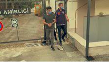 Antalya'da hapis cezası bulunan şahıs berberde yakalandı