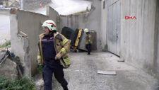 Ataşehir'de devrilen iş makinesinin altında kalan işçi hayatını kaybetti