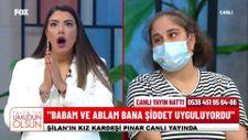 Canlı yayında genç kızın anlattıkları Fulya Öztürk'ü şoke etti