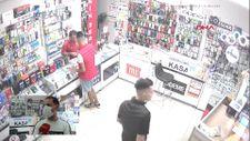 Esenyurt'ta, telefoncuda hırsızlık