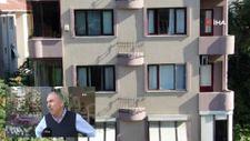 Kadıköy'deKİ kapısız Fransız balkonlu apartman