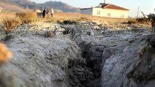 Konya Ovası'nda yüzey yarıkları yerleşimleri tehdit ediyor