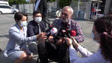Şişli'de tartıştığı esnafı 12'nci kattan atan şahıs serbest bırakıldı