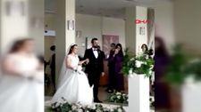 Trabzon'da takı kavgasında 4 kişinin yaralandığı düğün