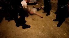 Adana'da eşini darbeden saldırgan eş gözaltına alındı
