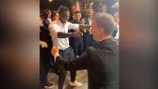 Balotelli, 'Kara Üzüm Habbesi' eşliğinde oynadı