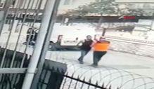 Kocaeli'de kargo görevlisine saldırı