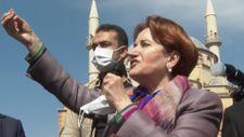 Meral Akşener: Millet aç
