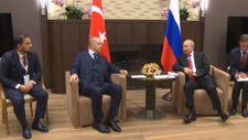 Vladimir Putin: Rusya ve Türkiye ticaret hacmini büyüttü