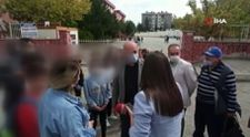 Ankara'da temizlik görevlisinin öğrencileri taciz ettiği iddia edildi