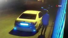 İstanbul'da akrobatik hırsız güvenlik kamerasına yakalandı