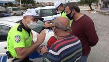 Polis memuru: İmkanın yoksa cezayı ben kendi maaşımdan öderim
