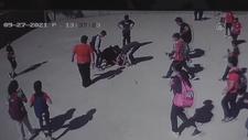 Siirt'te dili boğazına kaçan öğrenciyi, öğretmeni kurtardı