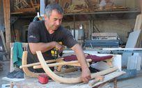 Tokat'ta 1500 TL'ye üretilen kızaklar, Avrupa'dan 1500 euroya alınanların yerini aldı