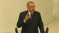 Erdoğan: Merkez Bankası rezervimiz de 122 milyar dolar seviyesine ulaştı